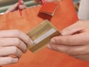 Bankkártya csaló