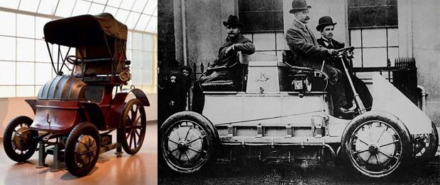 Első elektromos autók