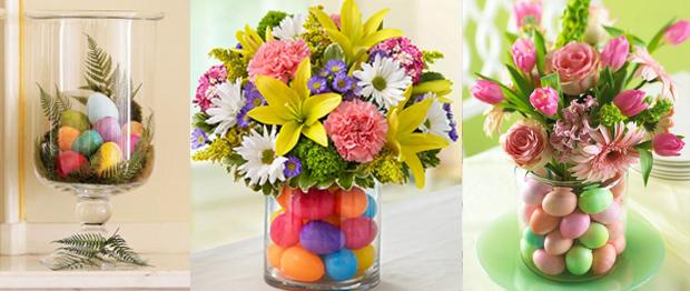 Húsvéti dekor váza