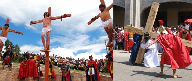 Húsvét keresztrefeszítés