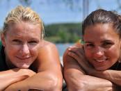 Douchev-Janics Natasa és Kovács Katalin