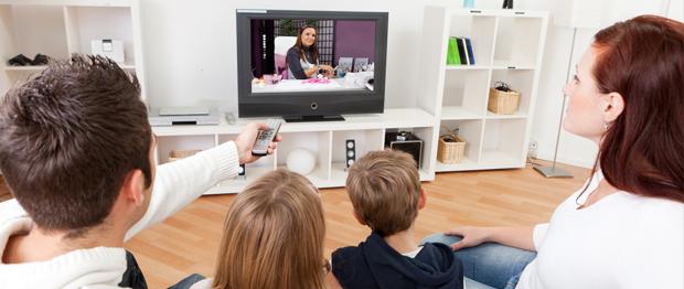 TV család