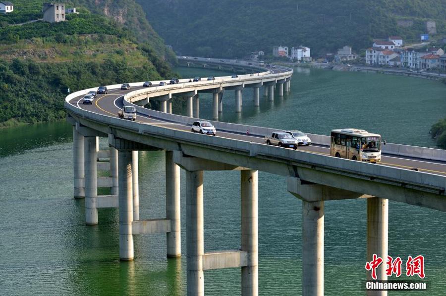 Kína autópálya 2